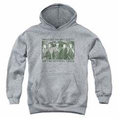 Arrow Youth Hoodie Not Guilty Athletic Heather Kids Hoody