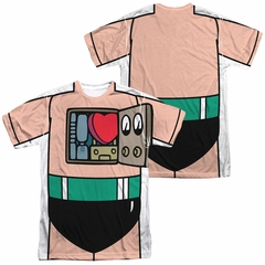 Astro Boy Costume Sublimation Shirt Front/Back Print