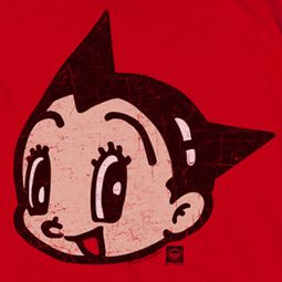 Astro Boy Face Shirts