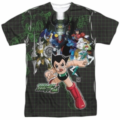 Astro Boy Group Sublimation Shirt