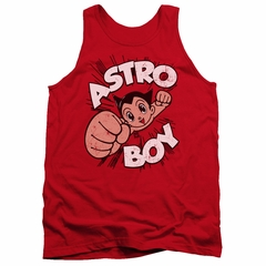 Astro Boy Tank Top Flying Red Tanktop