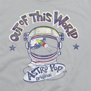 Astro Pop Out Of This World Shirts