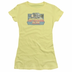 Atari Juniors Shirt Asteroids Deluxe Banana T-Shirt
