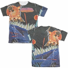 Atari Shirt Gravitar Poly/Cotton Sublimation Shirt Front/Back Print