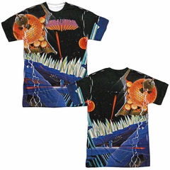 Atari Shirt Gravitar Sublimation Shirt Front/Back Print