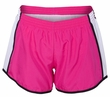 Augusta Pulse Ladies Running Shorts - Power Pink