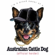 Australian Cattle Dog Shirt I'm a Proud Owner Dog T-Shirt Tee