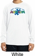 Autism Accept Understand Love Kids Dry Wicking Long Sleeve Shirt