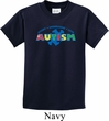 Autism Accept Understand Love Kids Shirt