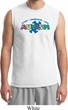Autism Accept Understand Love Mens Muscle Shirt