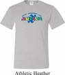 Autism Accept Understand Love Mens Tall Shirt