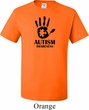 Autism Awareness Hand Tall T-shirt