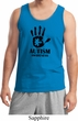 Autism Awareness Hand Tank Top