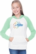Autism Awareness Puzzle Girls Long Sleeve Hoodie