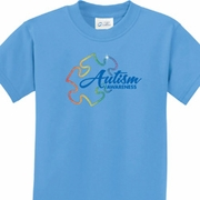 Autism Awareness Puzzle Kids Shirts