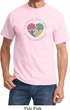 Autism Shape of My Heart T-shirt