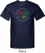 Autism Shape of My Heart Tall T-shirt
