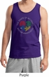 Autism Shape of My Heart Tank Top