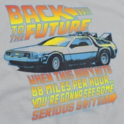 Back To The Future 88 MPH Shirts