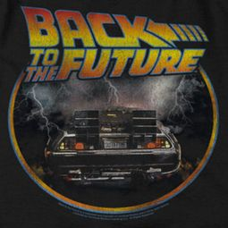 Back To The Future Back Shirts