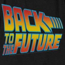 Back To The Future Logo Shirts