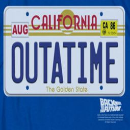 Back To The Future Outatime Shirts