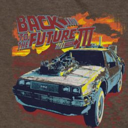 Back To The Future Wild West Shirts