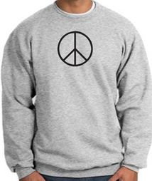 Basic Peace Sweatshirts