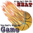 Basketball T-shirt - Can't Beat the Heat Adult Tee