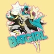 Batgirl Kids T-shirt - I'm Batgirl DC Comics Banana Tee Youth