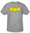 Batgirl Kids T-shirt - Logo DC Comics Athletic Heather Tee Youth