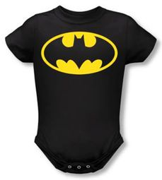 Batman Baby Rompers - Infants Creepers