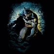 Batman Kids T-Shirt - Bat Cave Youth Black Tee