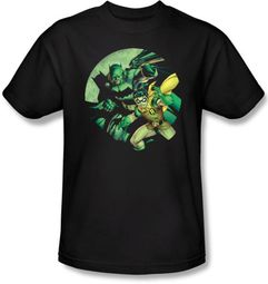 Batman Kids T-Shirt - Batman And Robin Youth Black Tee
