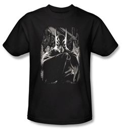 Batman Kids T-Shirt - Detective 821 Cover Youth Black Tee