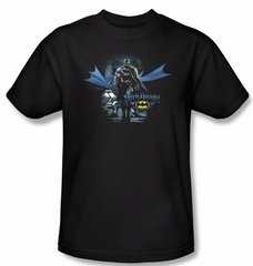 Batman Kids T-Shirt - From The Depths Youth Black Tee
