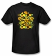 Batman Kids T-Shirt - Halloween Knight Sounds Youth Black Tee