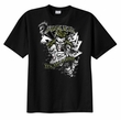 Batman Kids T-Shirt - Its All A Joke Youth Black Tee