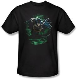 Batman Kids T-Shirt - Surprise Youth Black Tee
