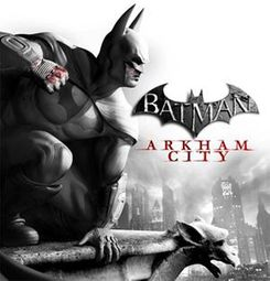 Batman T-Shirt - Arkham City