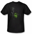 Batman T-Shirt - Joker Spoils The Fun Adult Black Tee