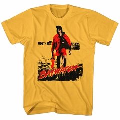 Baywatch Shirt Mitch Gold T-Shirt