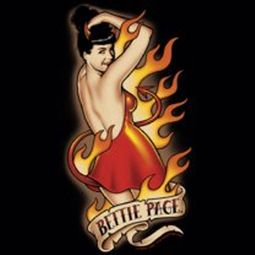 Bettie Page T-shirts