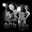 Betty Bettie Page Juniors Shirt Center Of Attention Black T-shirt