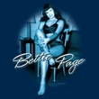 Betty Bettie Page Shirt Patient Pin Up Navy Tee