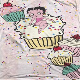 Betty Boop Cake Boop Sublimation Shirts