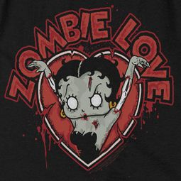 Betty Boop Heart You Forever Shirts