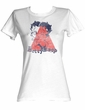 Betty Boop Juniors T-shirt The Boop White Tee Shirt