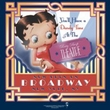 Betty Boop Kids T-shirt On Broadway Youth Navy Blue Tee Shirt