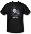 Betty Boop Kids T-shirt Storm Rider Youth Black Tee Shirt